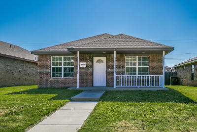 Amarillo Single Family Home For Sale: 1923 Fairfield St