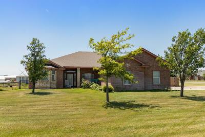Canyon Single Family Home For Sale: 8101 Joy Ln
