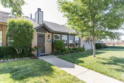 Amarillo Condo/Townhouse For Sale: 7019 Hurst Rd
