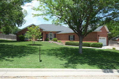 Amarillo Single Family Home For Sale: 6512 Westwood Dr