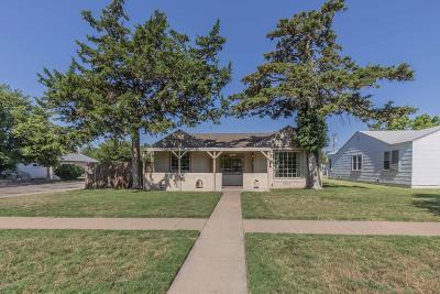 Amarillo Single Family Home For Sale: 2908 Van Buren St