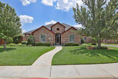 Amarillo Single Family Home For Sale: 6715 Blossom Ct
