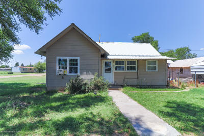 Panhandle Single Family Home For Sale: 801 4th St