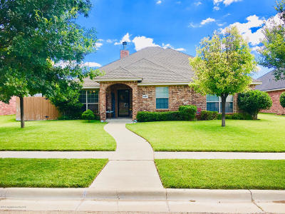 Amarillo Single Family Home For Sale: 6407 Meister St