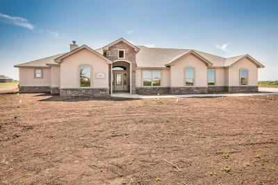 Amarillo Single Family Home For Sale: 9341 Cypress Bend