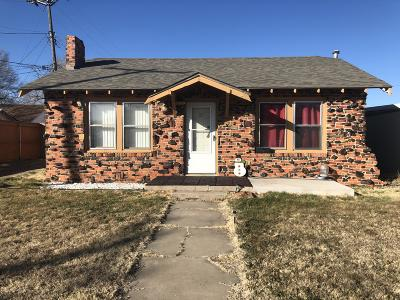 Amarillo Single Family Home For Sale: 810 S Hayden St