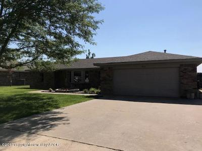 Single Family Home For Sale: 1802 Texas