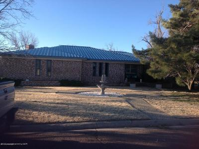 Carson County Single Family Home For Sale: 405 4th W St.
