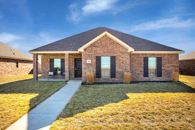 Amarillo Single Family Home For Sale: 9901 Nancy Ellen St