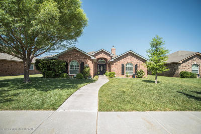 Single Family Home For Sale: 6404 Nick St