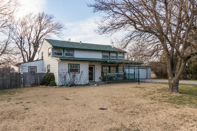 Carson County Single Family Home For Sale: 407 Martin Ave