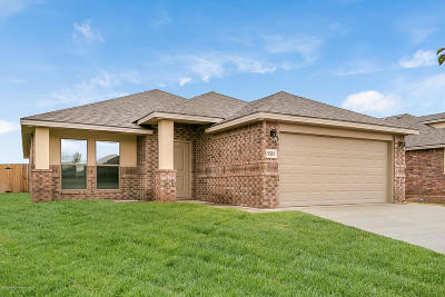 Single Family Home For Sale: 9510 Cagle Dr