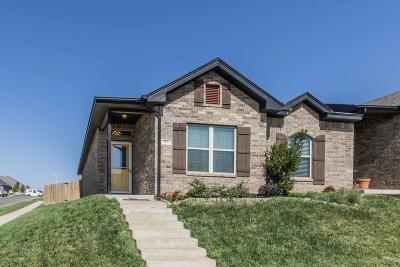 Amarillo Condo/Townhouse For Sale: 7132 Mosley St