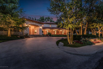 Amarillo Single Family Home For Sale: 1 Greenwood Ln