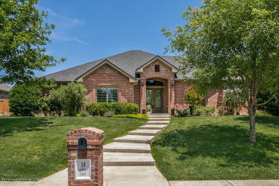 Canyon Single Family Home For Sale: 10 Lindsey Ln