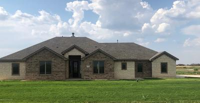 Bushland Single Family Home For Sale: 18300 Bradley Ln