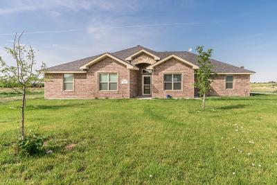 Amarillo Single Family Home For Sale: 15410 Penny Ln