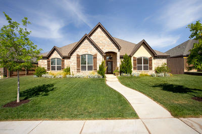 Potter County, Randall County Single Family Home For Sale: 6500 Parkwood Pl