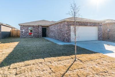 Amarillo Single Family Home For Sale: 4905 Hawken St