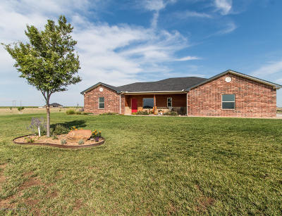 Amarillo Single Family Home For Sale: 12990 Kuykendall Ln
