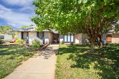 Amarillo Single Family Home For Sale: 6114 Dartmouth St