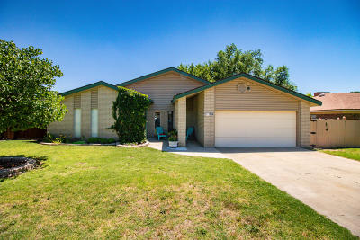 Canyon Single Family Home For Sale: 1704 Creekmere Dr