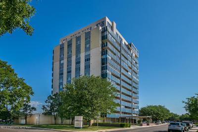 Amarillo Condo/Townhouse For Sale: 2028 Austin #603 St