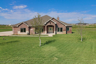 Amarillo Single Family Home For Sale: 15270 Penny Ln