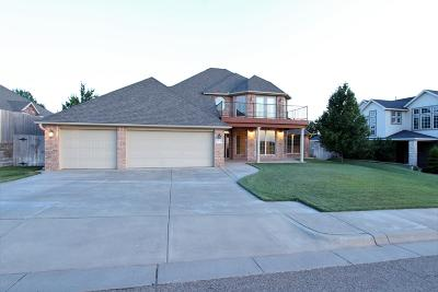 Amarillo Single Family Home For Sale: 25 Carnoustie Ln