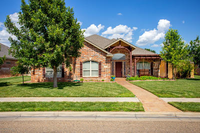 Randall County Single Family Home For Sale: 8411 Cortona Dr
