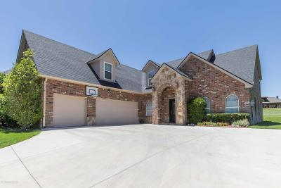 Amarillo Single Family Home For Sale: 3 Sandhills Ln