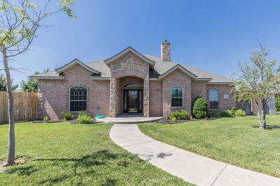 Randall County Single Family Home For Sale: 8408 Edenbridge Dr