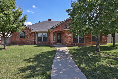 Amarillo Single Family Home For Sale: 6509 Bayberry Ln