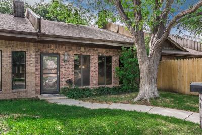 Amarillo Condo/Townhouse For Sale: 3105 Janet Dr