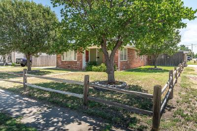 Single Family Home For Sale: 1700 Coffee St