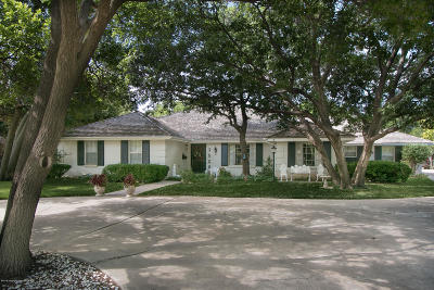 Amarillo Single Family Home For Sale: 3520 Edgewood Dr