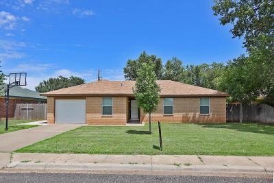 Canyon Single Family Home For Sale: 613 Oregon Trl