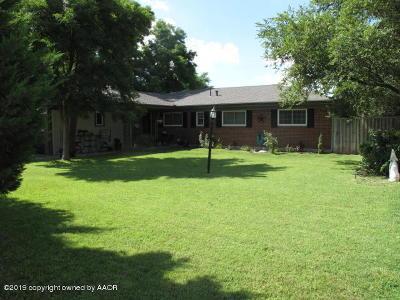Single Family Home For Sale: 208 Nena Ln