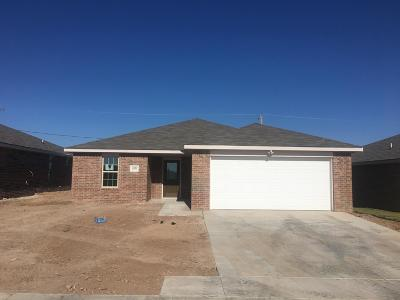Single Family Home For Sale: 7200 Mercury Trl