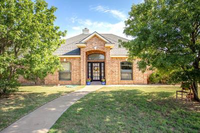 Amarillo Single Family Home For Sale: 1617 Pembroke Ave