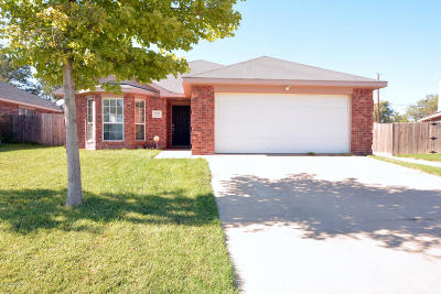 Amarillo Single Family Home For Sale: 4702 Capulin Ln