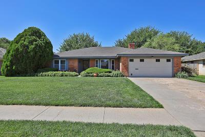 Amarillo Single Family Home For Sale: 4024 Oakhurst Dr