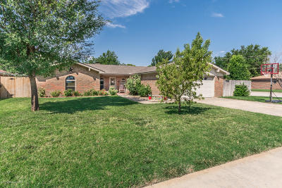 Amarillo Single Family Home For Sale: 7723 Farrell Dr