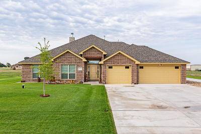 Amarillo Single Family Home For Sale: 9159 Strawberry Fields Drive East