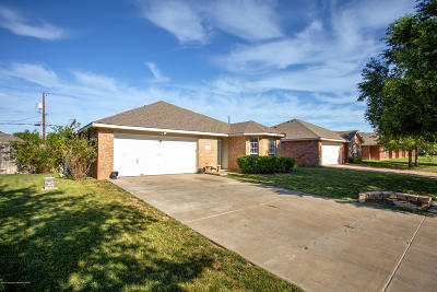 Amarillo Single Family Home For Sale: 3618 Ross St