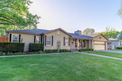 Potter County Single Family Home For Sale: 2608 Bowie St