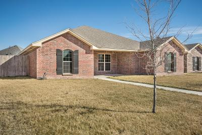 Amarillo Single Family Home For Sale: 7815 Legacy Pkwy