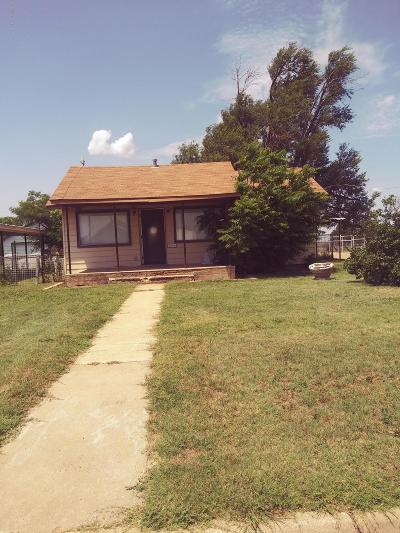 Carson County Single Family Home For Sale: 400 Roosevelt