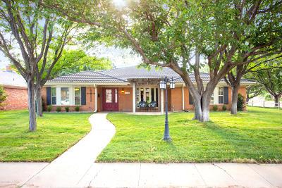 Amarillo Single Family Home For Sale: 3925 Eaton Dr
