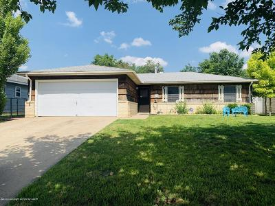 Amarillo Single Family Home For Sale: 4309 Austin St